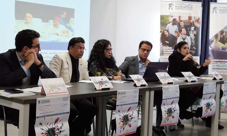 L'enseignement, la langue et la culture au centre  d'un débat universitaire à Casablanca