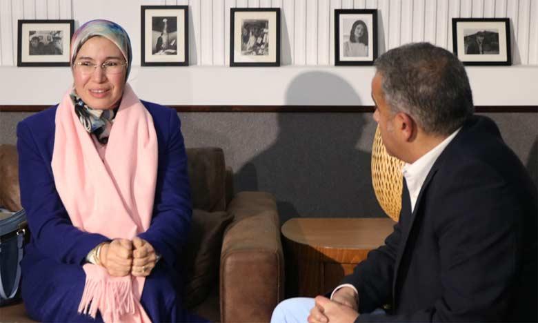 Nezha El Ouafi: «La préservation de l'environnement doit aller de pair avec la croissance économique»