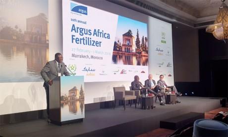 Comment booster la consommation d'engrais en Afrique?