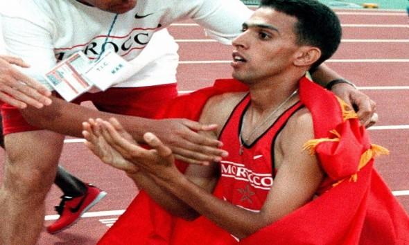 L'ancien record appartenait, depuis 1997, au Marocain Hicham El Guerrouj (3:31.18).  ph AFP