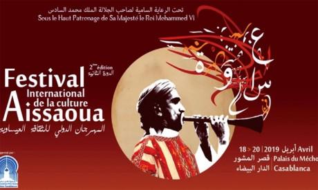 Festival international de  la culture Aissaoua en avril