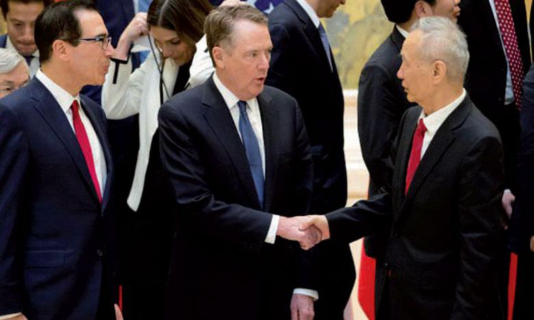 Chinois et Américains se quittent sur une note optimiste, des questions difficiles restent en suspens