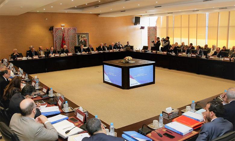 Présentation d'un mémorandum visant à actualiser la Stratégie nationale de lutte contre la corruption et à renforcer sa gouvernance