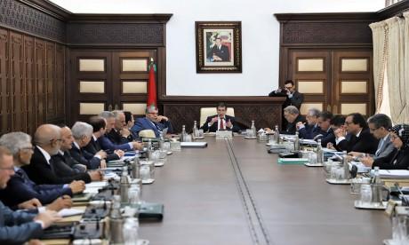 Carte de presse: deux projets de décrets adoptés en Conseil de gouvernement