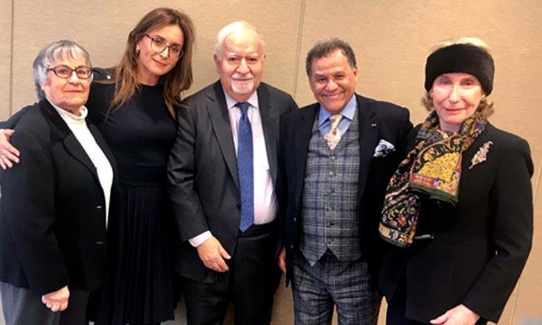 Pour le président de la Fondation nationale des musées du Maroc Mehdi Qotbi, le monde a besoin aujourd'hui de dialoguer, et «le meilleur vecteur du dialogue reste incontestablement la culture». Ph : DR
