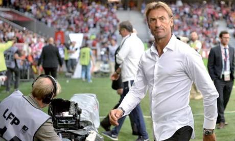 Hervé Renard se dit «compréhensif» du choix sportif de Benatia et consorts partis au golfe