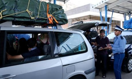 Saisie de 40.320 euros non-déclarés à Tanger Med
