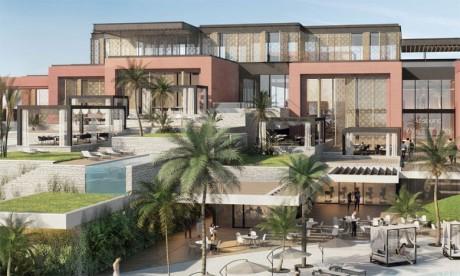 Un complexe St. Regis à Marrakech en 2024