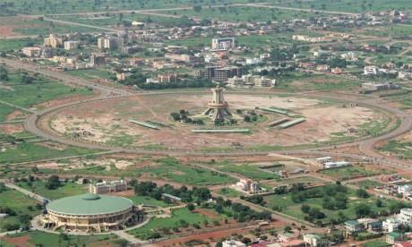 Burkina Faso Panorama