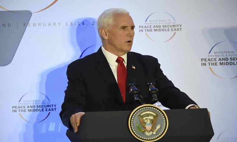Washington presse les Européens de rompre avec l'Iran