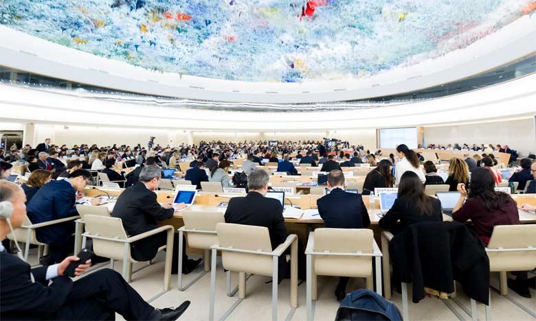 Mustapha Ramid expose à Genève les avancées et réalisations du Maroc dans le domaine des droits de l'Homme