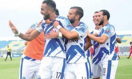 Énième match nul de Zemamra,  le WAF s'offre une précieuse victoire