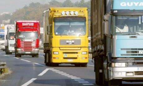 L'UE prévoit de limiter les émissions de CO2 des camions de 30% d'ici 2030