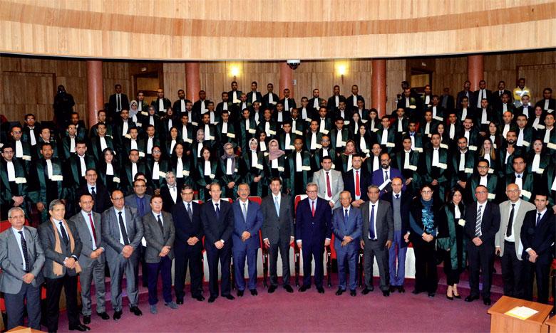 L'appareil judiciaire doit améliorer son efficacité et son rendement pour être à même d'accompagner les transformations économiques et sociales que connaît le Royaume.