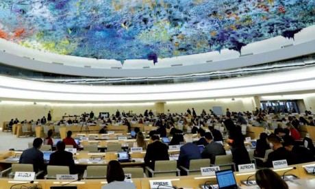 Mustapha Ramid conduit la délégation marocaine aux travaux de la 40e session ordinaire du Conseil des droits de l'Homme