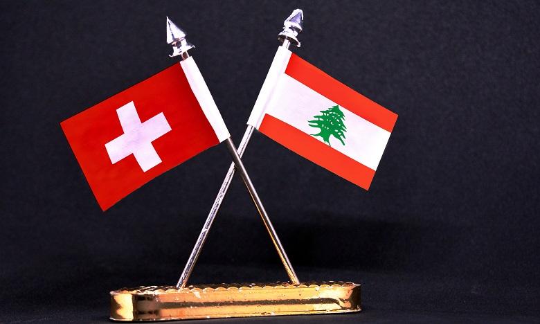 La Suisse suspend ses livraisons d'armes au Liban