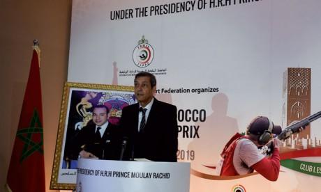 Les meilleurs tireurs du monde en répétition à Rabat avant les qualifications pour les JO2020