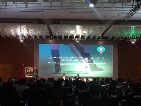 Fouzi Lakjaa : « la Botola D1 2019-20 ne démarrera pas sans le VAR »