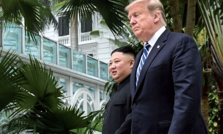 Trump et Kim se séparent sur un échec
