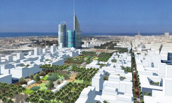 Le Financial Times fait l'éloge de Casablanca Finance City