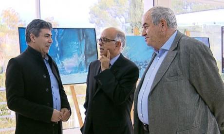 Le réalisme abstrait de Abdellah El Karaoui exposé à Rabat