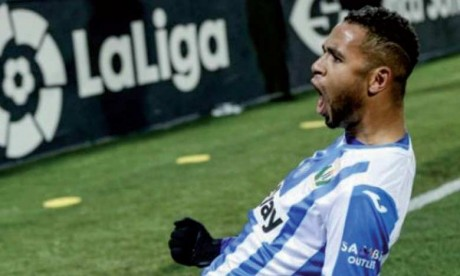 Youssef En-Nesyri dans l'Histoire  du CD Leganés