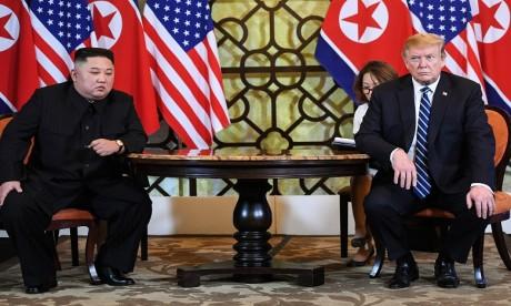 Kim/Trump : Pas d'accord au sommet  de Hanoï