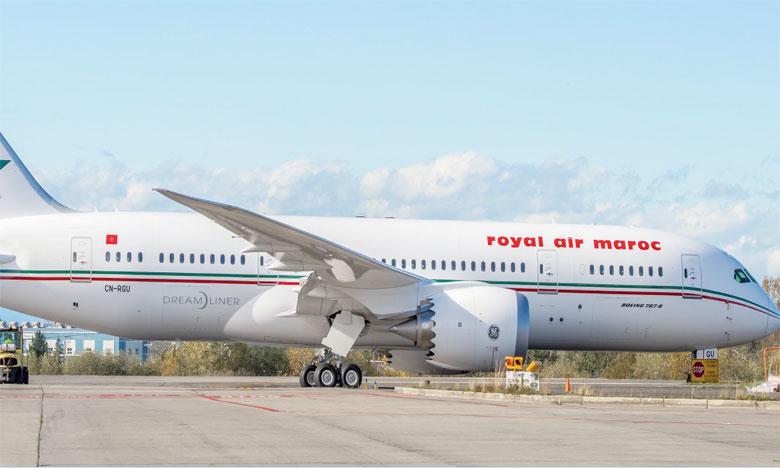 Ce que prévoit l'accord entre  la RAM et Boeing