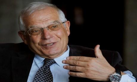 """Josep Borrell : """"La visite officielle des Rois d'Espagne au Maroc, nouveau jalon dans les relations excellentes entre les deux pays"""""""