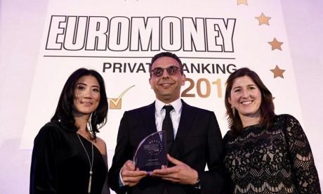 La Banque privée d'Attijariwafa bank primée par «Euromoney»