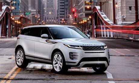 Le nouveau Range Rover Evoque disponible dès avril