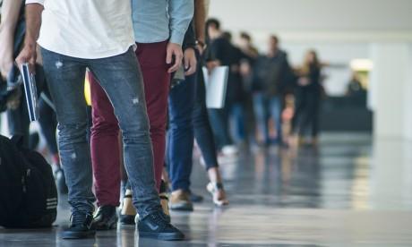 Légère baisse du taux de chômage en 2018