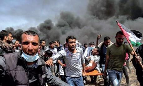 La réponse d'Israël aux manifestations à Gaza peut constituer un «crime contre l'humanité»