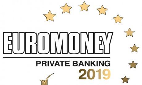 La banque privée primée  à Londres