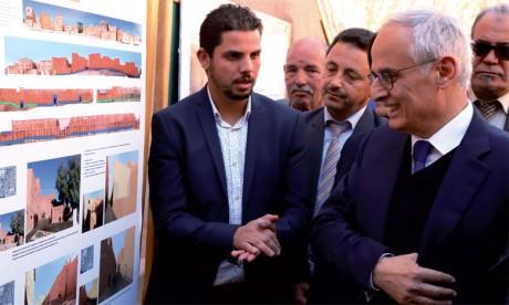 Abdelahad Fassi Fihri: La valorisation des Ksour et Casbahs vise à améliorer les conditions de vie économiques et sociales de leurs habitants