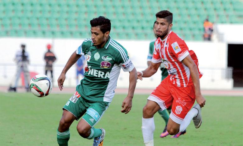 Le Hassania tente de remporter sa première victoire en phase de groupes d'une Coupe africaine face au Raja, le tenant du titre.