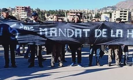 Marches contre le 5e mandat de Bouteflika