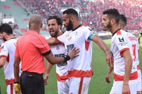 Le Fath de Rabat crie au scandale