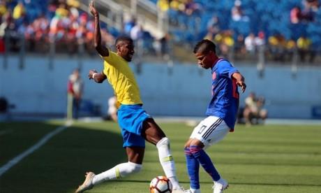 Le Barça enrôle le brésilien Emerson