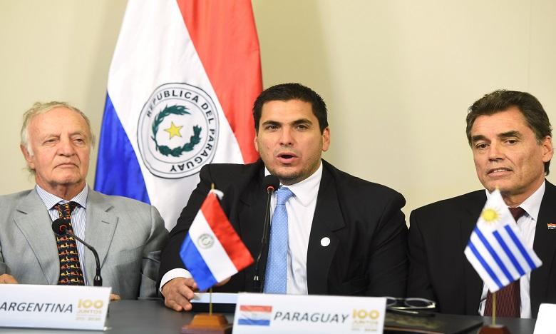 Le Chili rejoint la candidature commune Argentine-Uruguay-Paraguay pour le Mondial-2030. Ph : DR