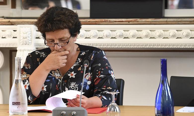 Frédérique Vidal, ministre française de l'Enseignement supérieur a indiqué qu'elle ne compte pas augmenter de 10 à 15% le nombre d'étudiants que les universités peuvent décider d'exonérer de frais. Ph. AFP