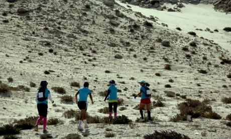 Sahraouiya 2019 :  Deux marocaines s'imposent lors de la première étape