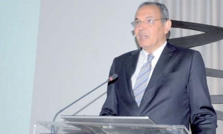 Première réunion du comité  exécutif présidée par Karim Hajji