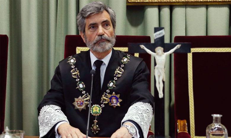 Le procès des ex-responsables catalans devrait durer «environ trois mois», a déclaré le président de la Cour suprême, Carlos Lesmes.