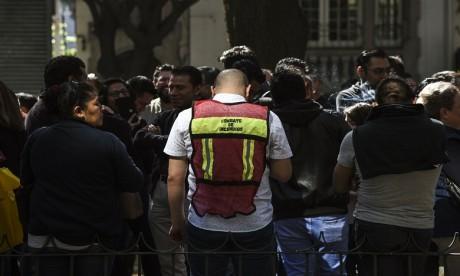 Le sud du Mexique secoué par un puissant séisme, ressenti même au Guatemala