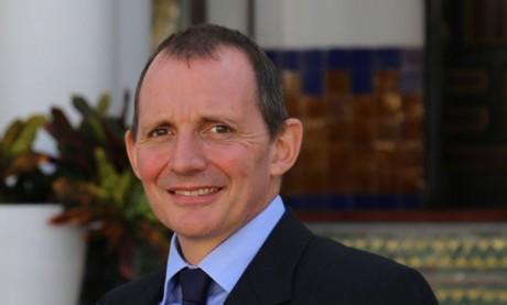 Thomas Reilly, ambassadeur britannique au Maroc