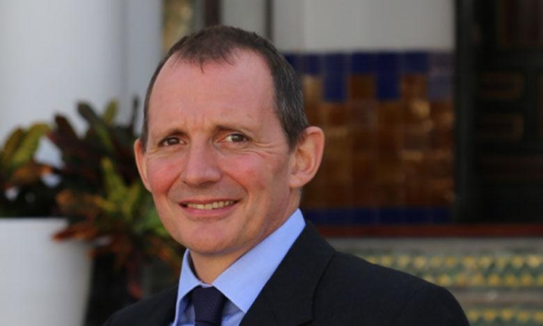 Le Brexit expliqué par Thomas Reilly, ambassadeur britannique au Maroc