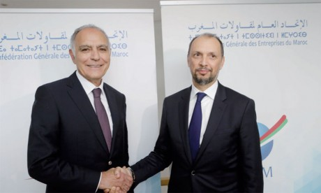 CGEM et Affaires étrangères main dans la main pour la coopération Sud-Sud