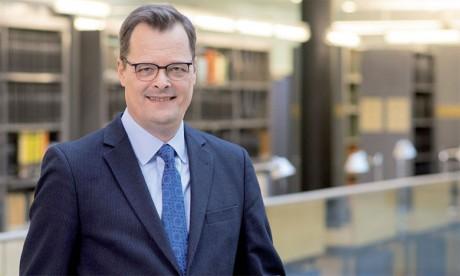 Joachim Wuermeling, membre du directoire de la Banque centrale  allemande, s'est dit inquiet du fait que de nombreuses entreprises clientes des banques ne se soient pas suffisamment penchées sur les conséquences du Brexit sur leurs finances.                                                                                                                         Ph. DR
