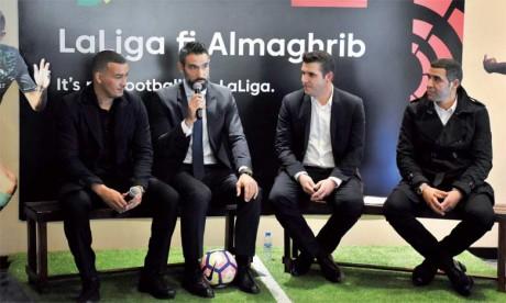 La Liga va à la rencontre de ses fans au Maroc